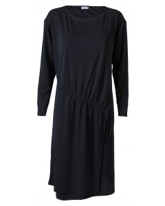 Filippa K Drawstring Wrap Jersey Dress Sort