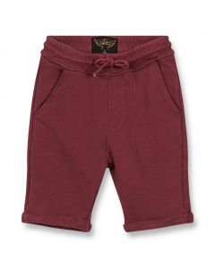 Finger In The Nose Grounded Shorts Bordeaux